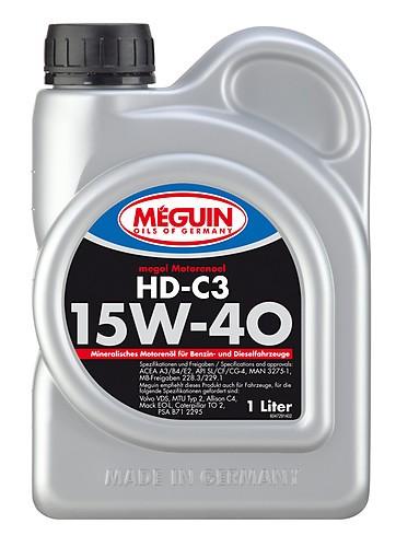 megol HD-C3 15W-40