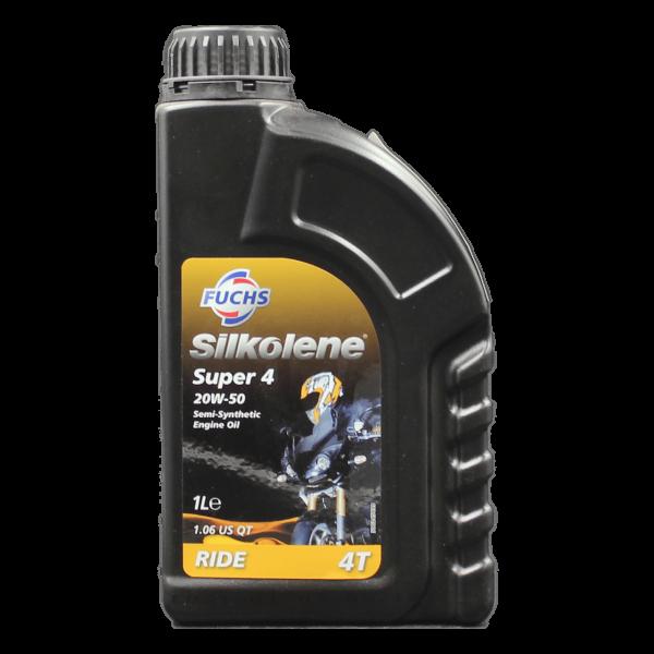 Silkolene Super 4 SAE 20W-50