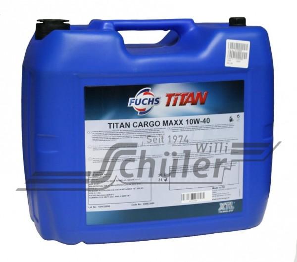 Fuchs Titan Cargo Maxx 10W-40