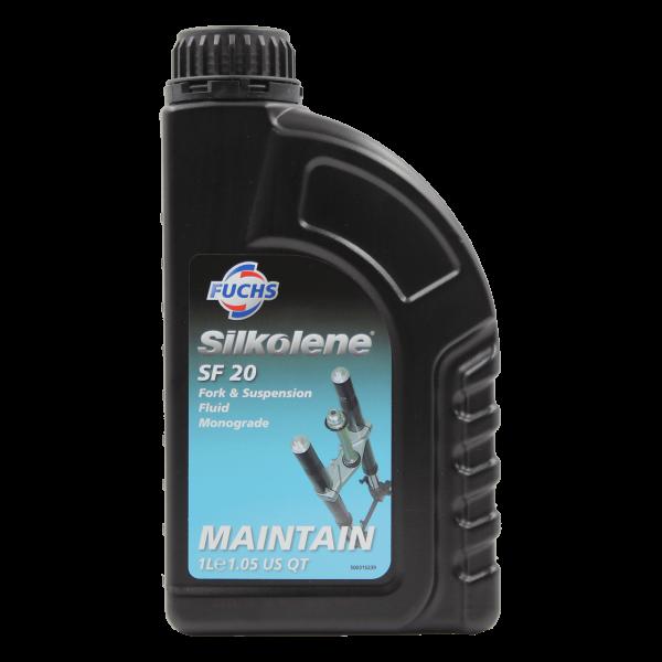 Silkolene SF 20 Fork & Suspension Fluid SAE 20W
