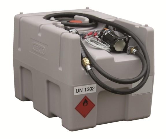 DT-Mobil Easy 430 l mit Elektropumpe 12 V, 40 l/min