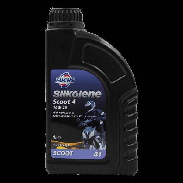 Silkolene Scoot 4 SAE 10W-40