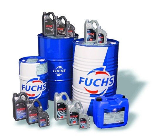 Fuchs Maintain Fricofin HDD