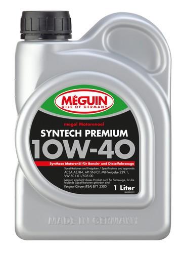 megol Syntech Premium 10W-40