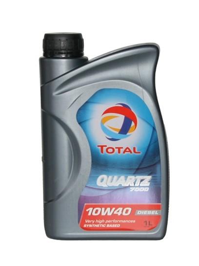 TOTAL Quartz 7000 DIESEL 1040 1 L Dose