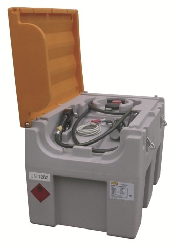 DT-Mobil Easy 200 l ADR mit Elektropumpe 12 V, 40 l/min