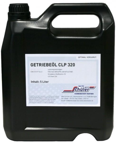 Getriebeöl CLP 320
