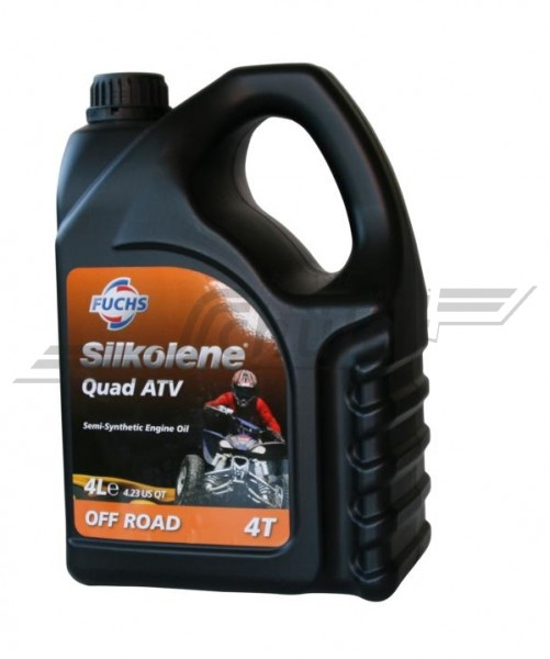 Silkolene Quad ATV SAE 5W-40
