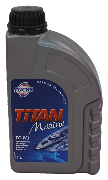 Fuchs Titan Marine TC-W3 2-Takt