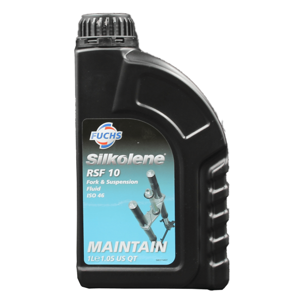 Silkolene RSF 10 Fork & Suspension Fluid ISO 46