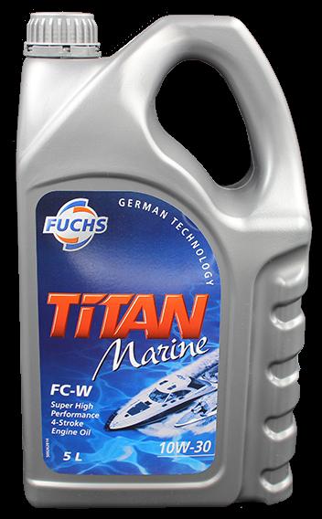 Fuchs Titan Marine FC-W 10W-30 4-Takt