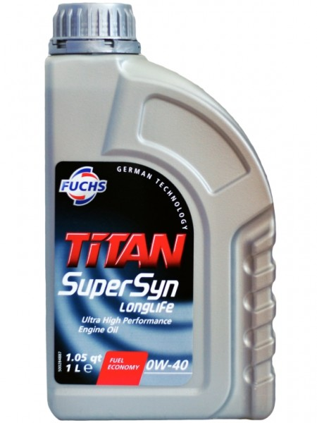 Fuchs Titan Supersyn Longlife 0W-40