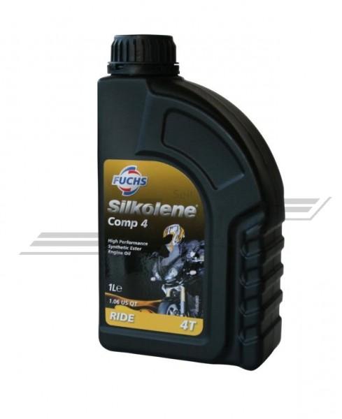 Silkolene Comp 4 SAE 10W-30 XP