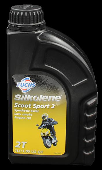 Silkolene Scoot Sport 2