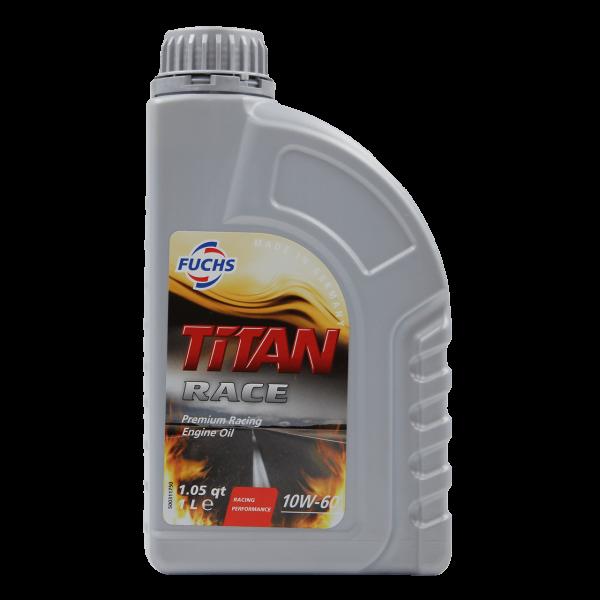 Fuchs Titan Race 10W60