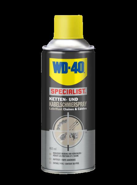 WD-40 Specialist-Ketten- & Kabelschmierspray