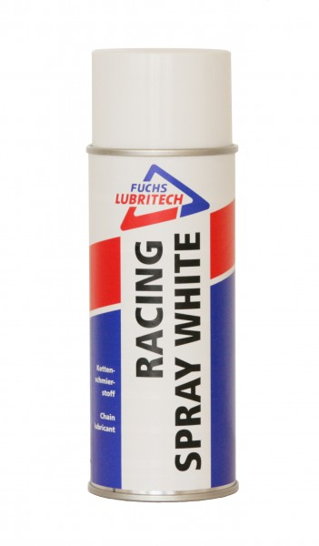 Racing Spray White