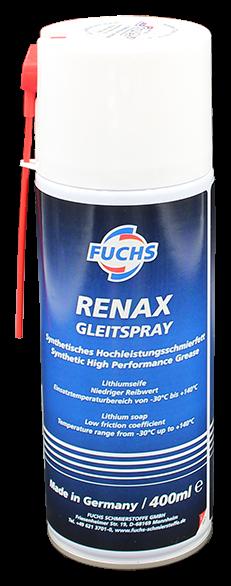Fuchs Renax Gleitspray