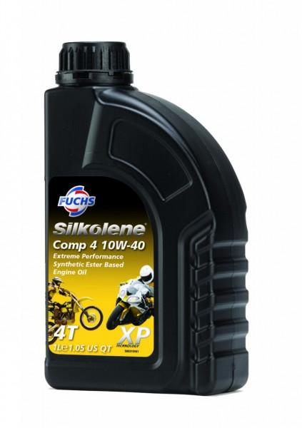 Silkolene Comp 4 SAE 10W-40 XP