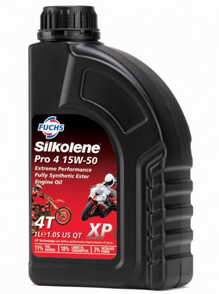 Silkolene Pro 4 15W-50 XP
