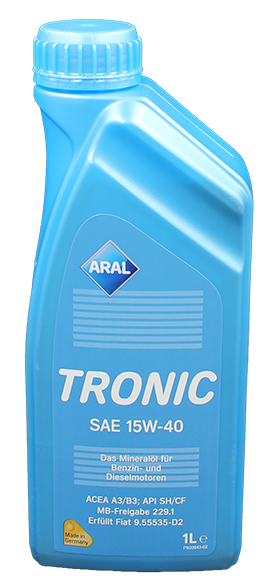 Aral Tronic 15W-40